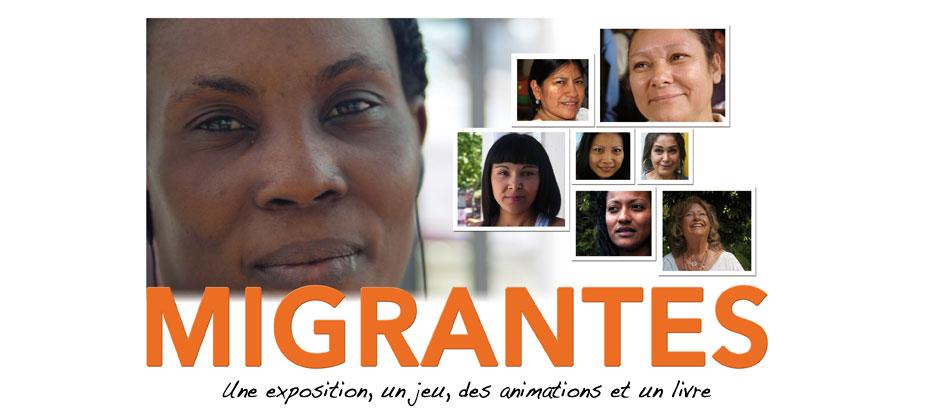 Témoignages de migration féminine